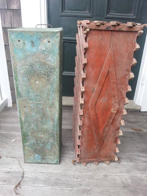 Lattice Planter Box For Sale At 1stdibs