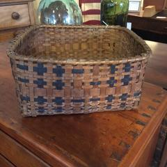 19th Century Splint Basket