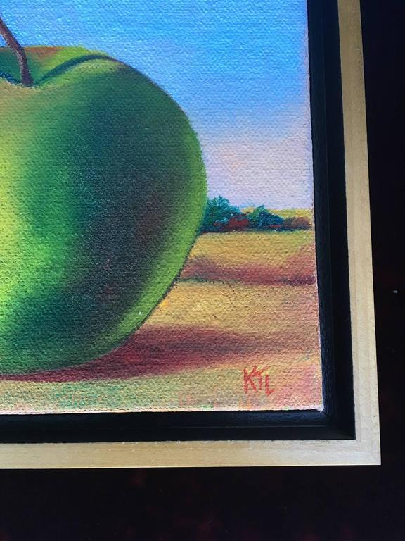 American Nantucket Still Life with an Apple by Katie Trinkle Legge, circa 2002 For Sale