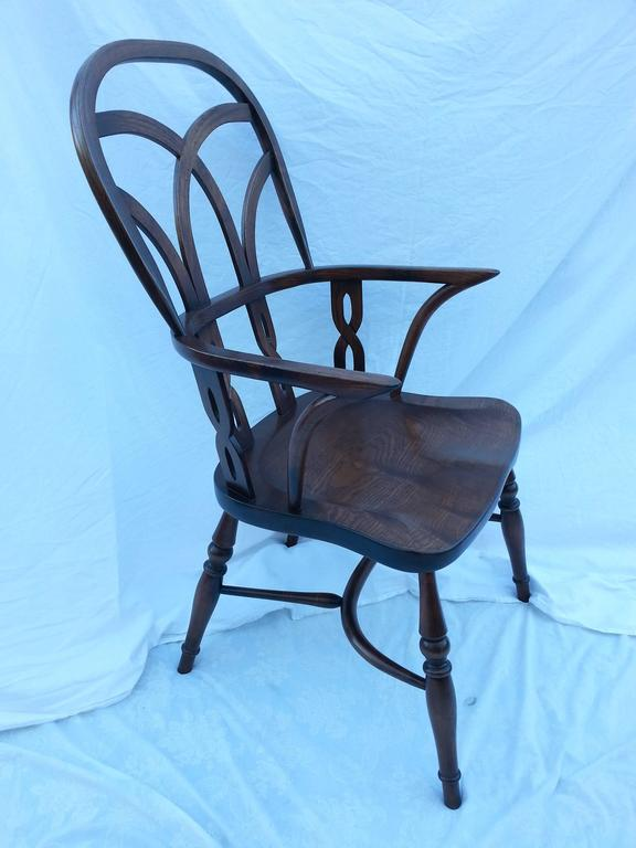Reproduction Gothic Armchair 2
