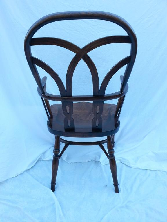 Reproduction Gothic Armchair 3