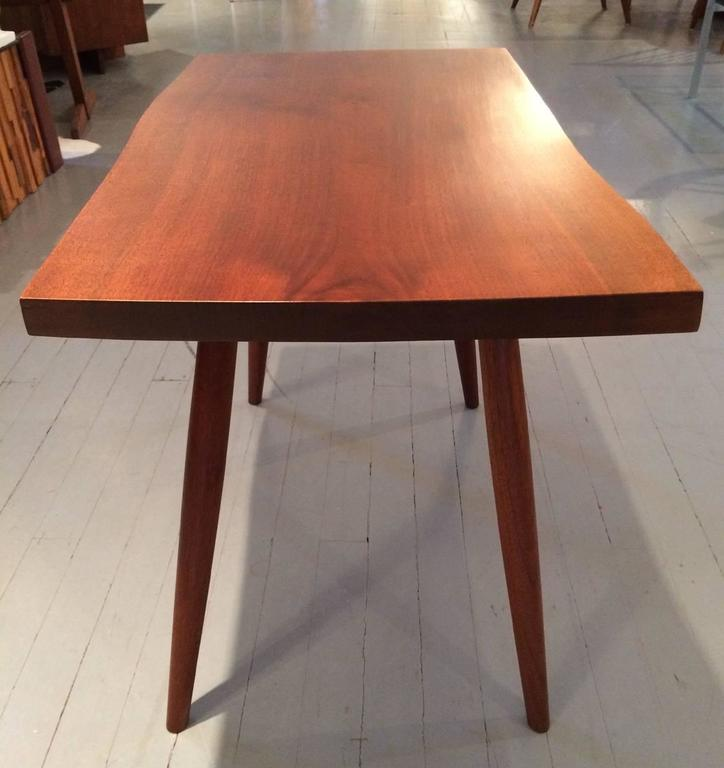 American Early Walnut Table by George Nakashima For Sale