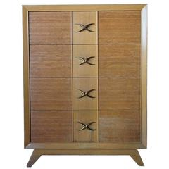 American Paul T. Frankl for Brown Saltman Mid-Century Modern Chest of Drawers