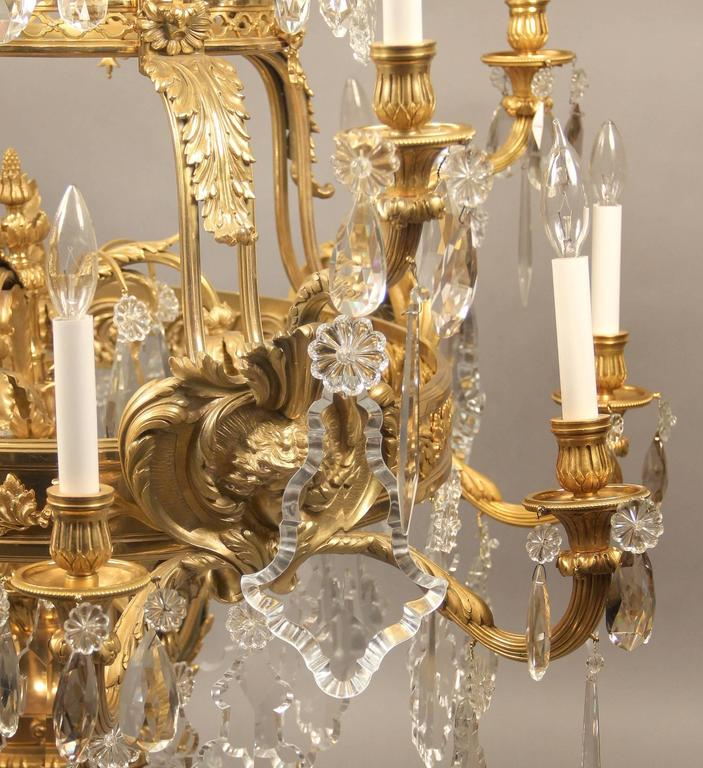 Unique late 19th century regence style chandelier for sale for Unique chandeliers for sale