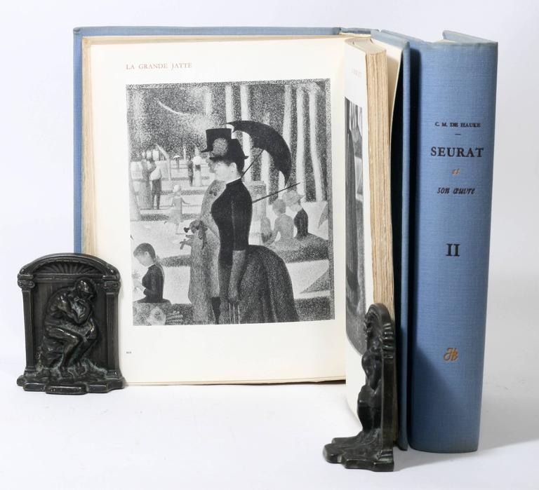 Georges Seurat Catalog Raisonne, One of Only 50 Copies In Excellent Condition For Sale In New York, NY