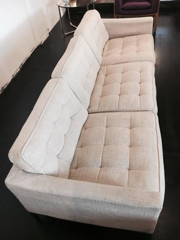 Florence Knoll Sofa for Knoll Associates, 1955 4