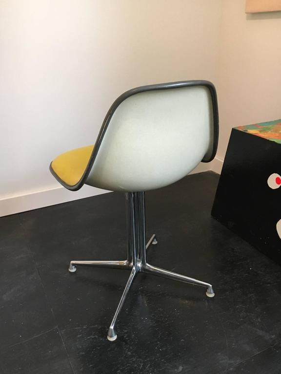 Set of Six La Fonda Chairs by Charles and Ray Eames Herman Miller For Sale 1