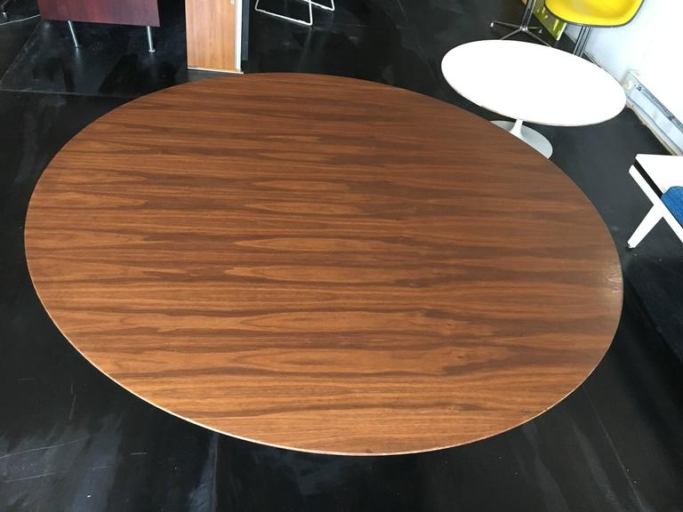 American Isamu Noguchi Walnut Cyclone Dining Table Knoll For Sale