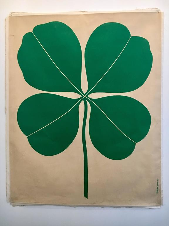 "Alexander Girard ""Clover"" Environmental Enrichment Panel, 1972 2"