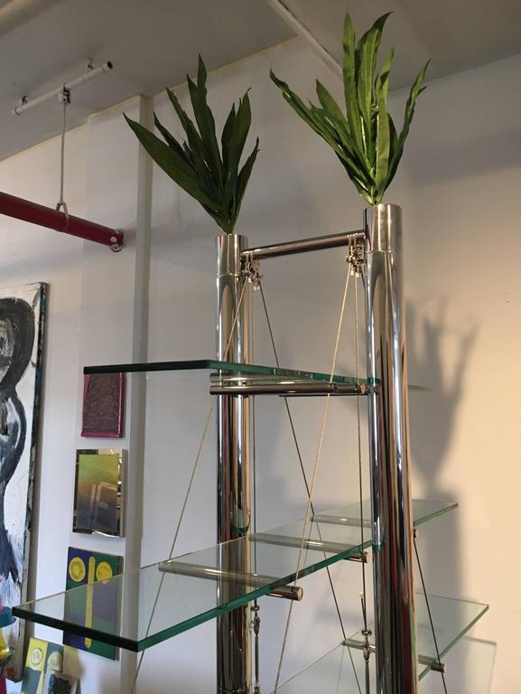 """Andréa Branzi """"Magnolia"""" Display Shelf Memphis Milano, 1985, Italy 7"""