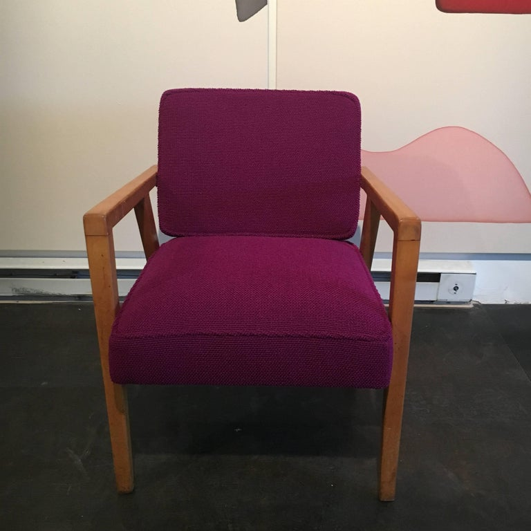 Early Franco Albini Lounge Chair for Knoll 4