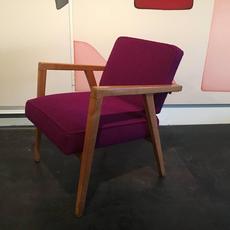 Early Franco Albini Lounge Chair for Knoll 3
