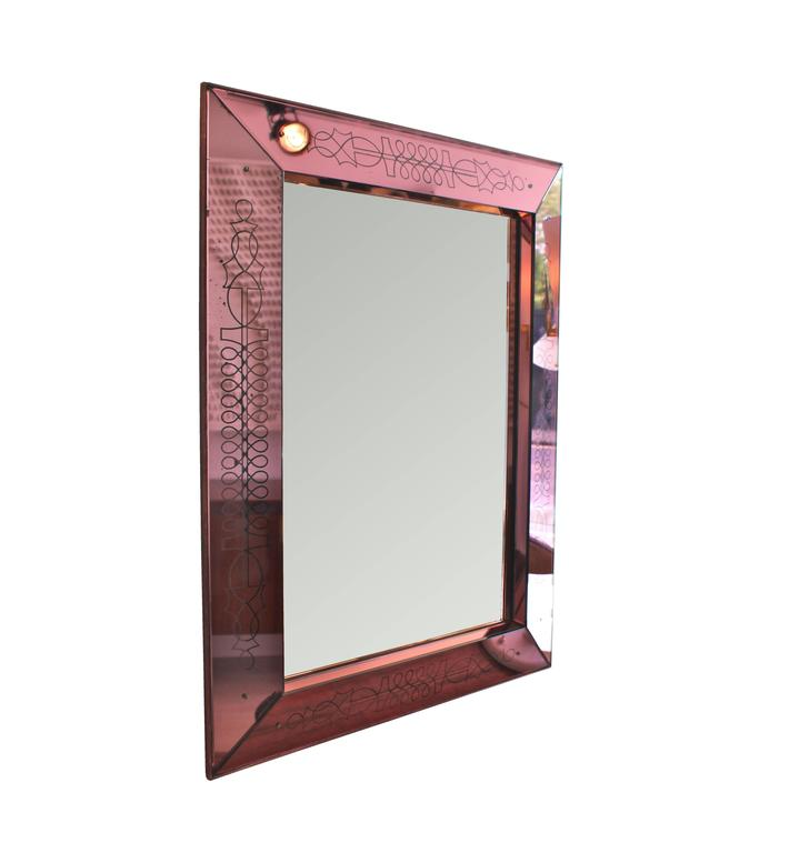 Mirror by Max Ingrand 6