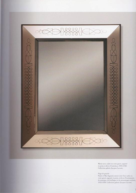 Mirror by Max Ingrand 7