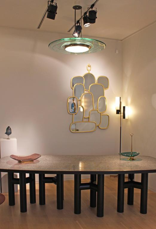 Rare Chandelier by Max Ingrand for Fontana Arte 10