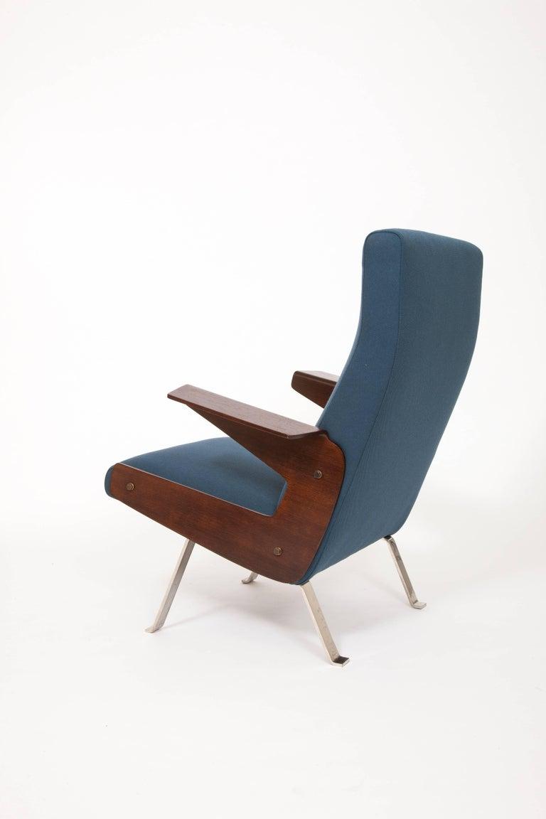 Rare Armchair by Joseph-André Motte 2
