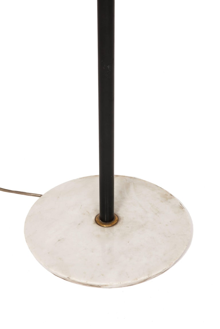 Mid-Century Modern Rare Standing Lamp by Angelo Lelii For Sale