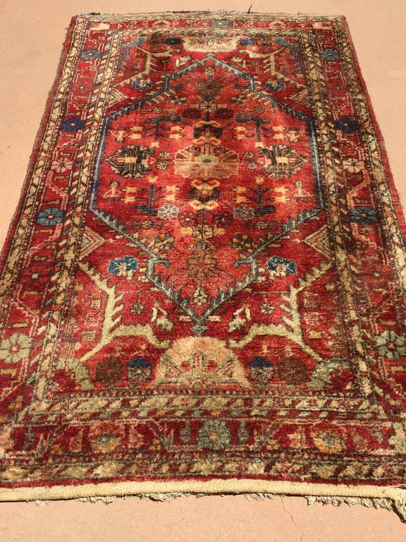 Turkish Hand-Knotted Rug from Turkey For Sale