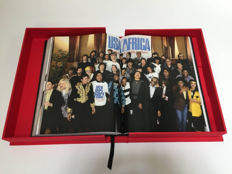 Michael Jackson Opus Large Collector Table Book For Sale 1