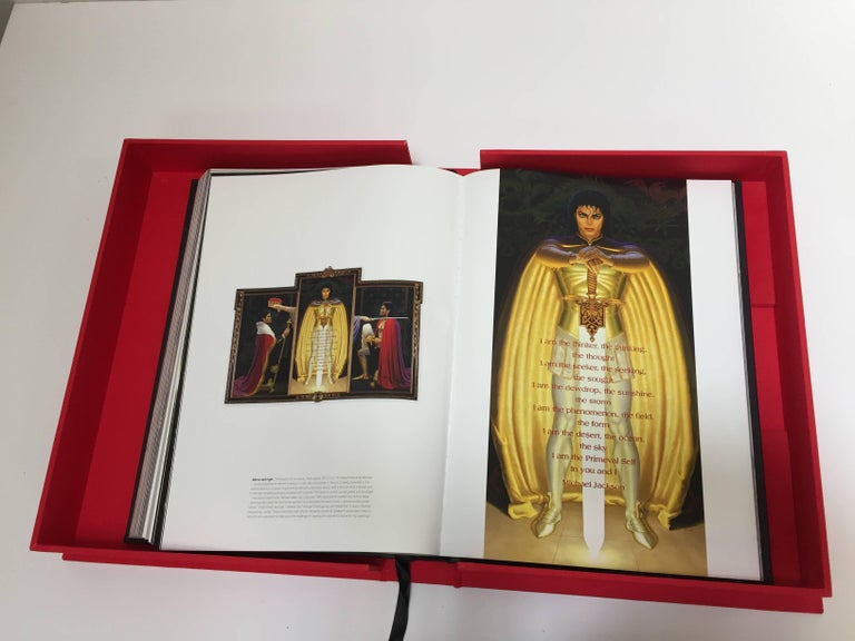 Michael Jackson Opus Large Collector Table Book For Sale 2