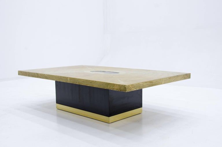 Coffee Table by Georges Mathias In Good Condition For Sale In New York, NY