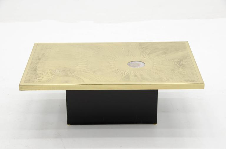 Mid-Century Modern Coffee Table by Christian Krekels For Sale
