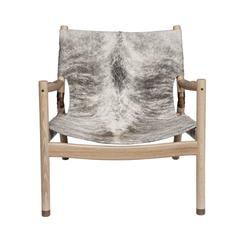 Slung Brindle Lounge Chair