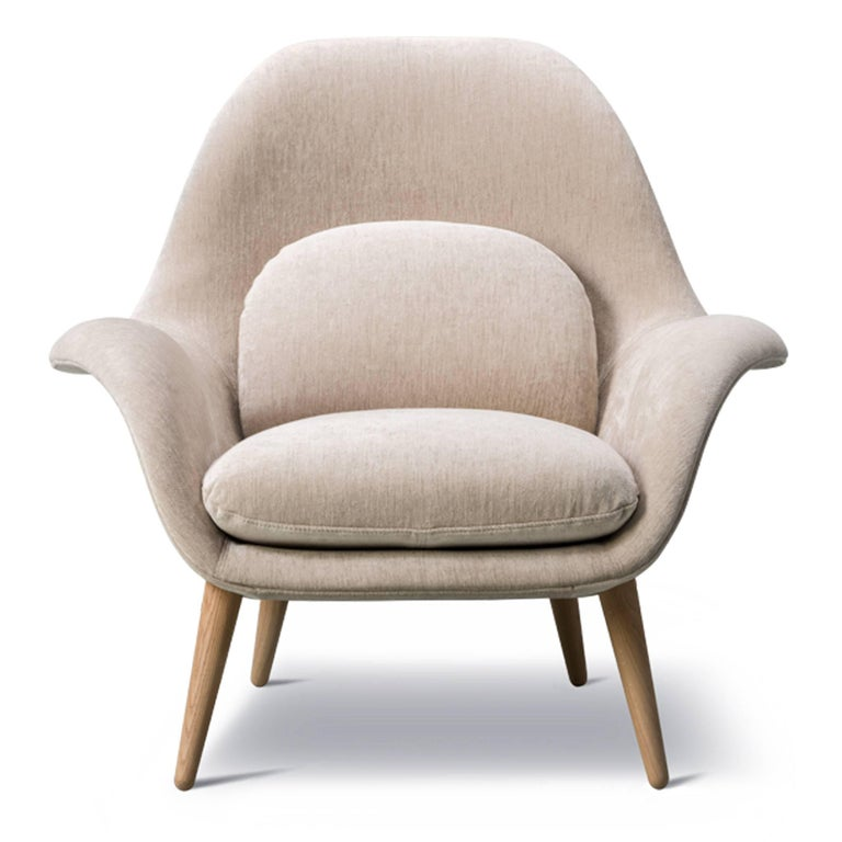 Contemporary Swoon Chair For Sale