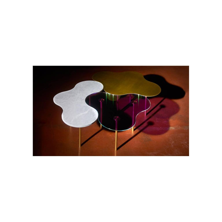 Contemporary Camo Modular Coffee Table For Sale