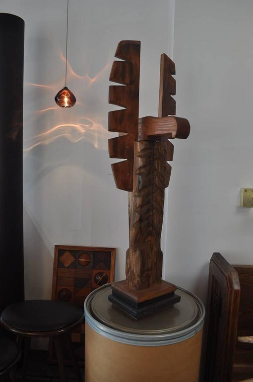 Mid 20th century pacific northwest totem at 1stdibs for Furniture northwest