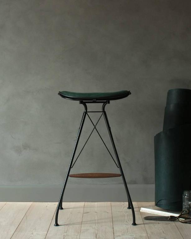 Wire Bar Stool By Overgaard And Dyrman For Sale At 1stdibs