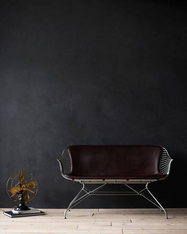 Danish Wire Lounge Sofa For Sale