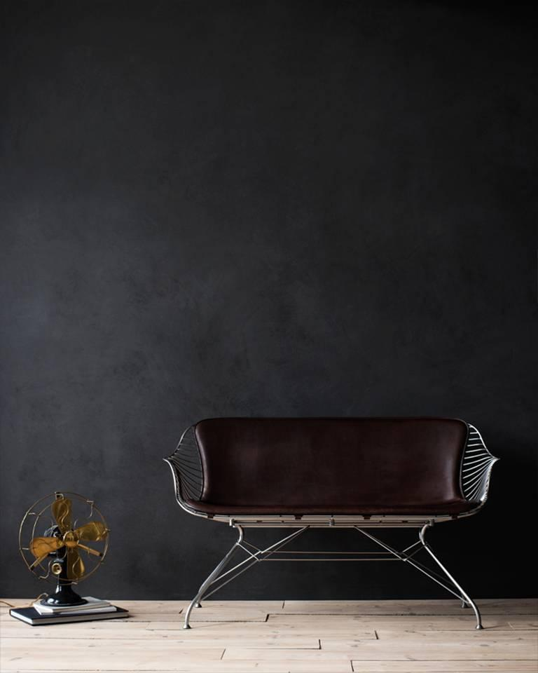 Wire Lounge Sofa By Overgaard And Dyrman For Sale At 1stdibs