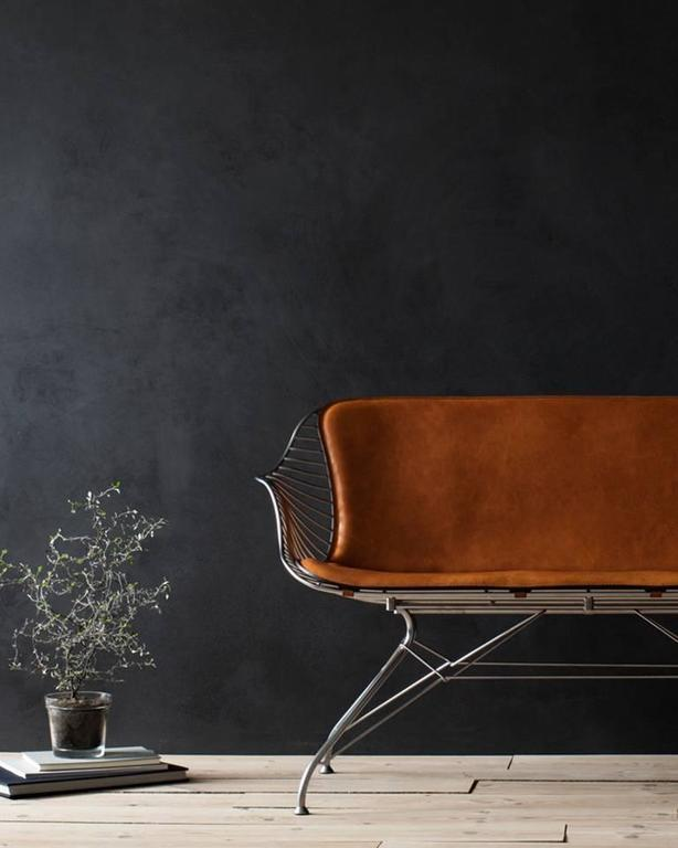 Contemporary Wire Lounge Sofa For Sale