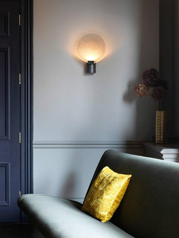 Great Britain (UK) Nimbus Wall Light For Sale