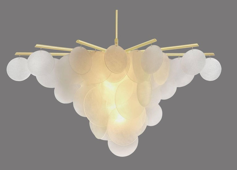 Great Britain (UK) Nimbus Chandelier Light For Sale