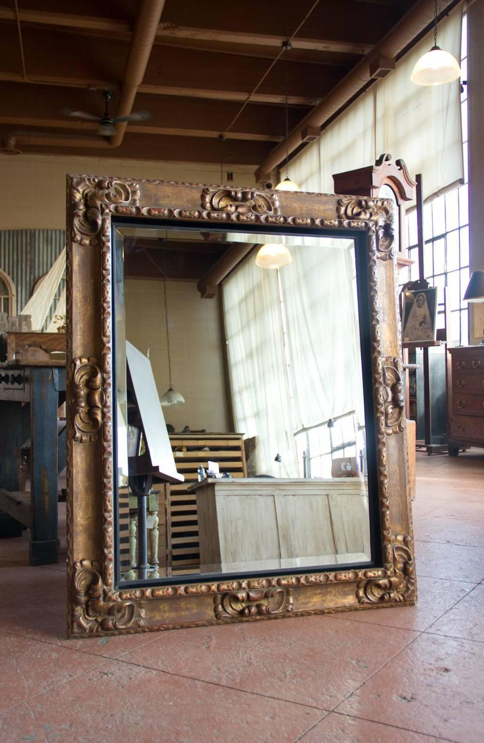 19th century french giltwood mirror for sale at 1stdibs for 19th century french cuisine