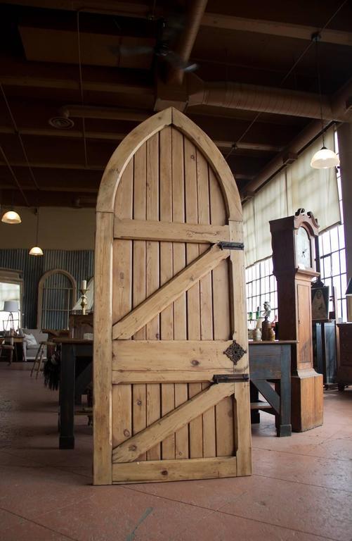 Antique Welsh Chapel Door At 1stdibs