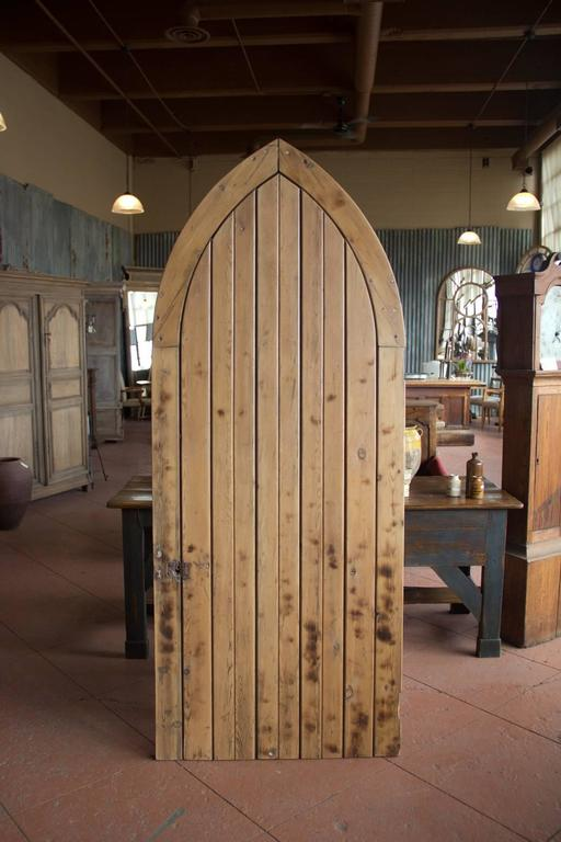 Antique Welsh Chapel Door At 1stdibs