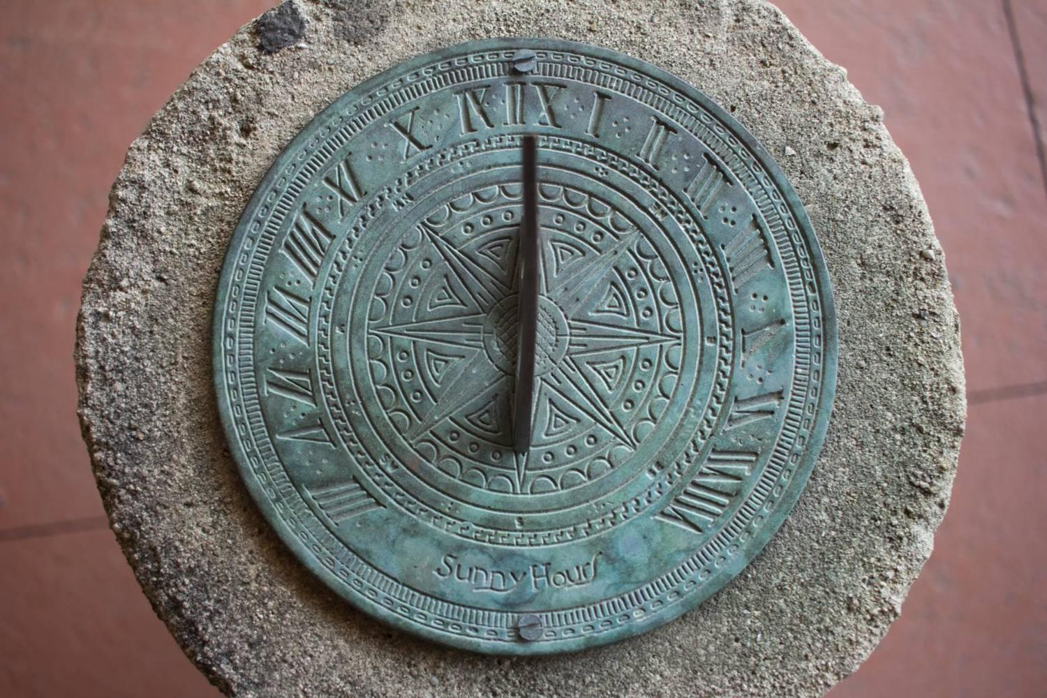 19th Century English Sundial For Sale At 1stdibs