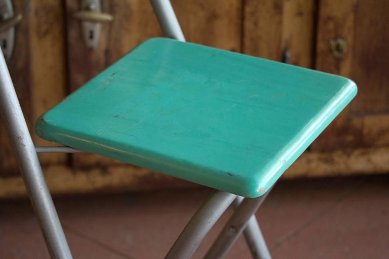 Vintage Belgian Mid Century Bar Stool For Sale At 1stdibs