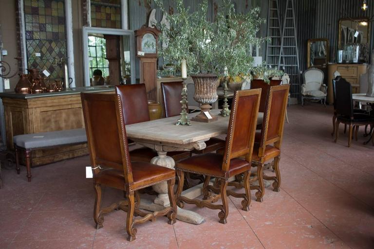 Antique English Tudor Revival Table At 1stdibs