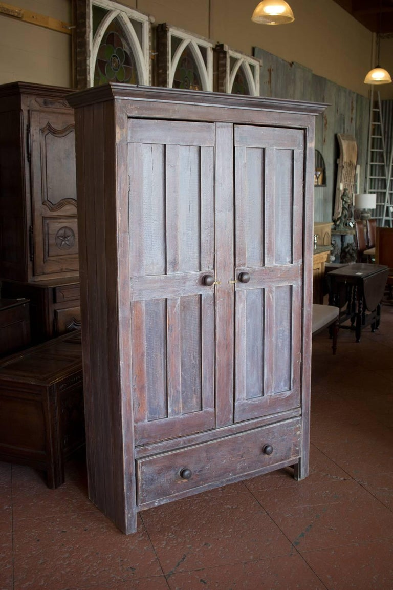 Antique Irish Housekeeper S Cupboard At 1stdibs