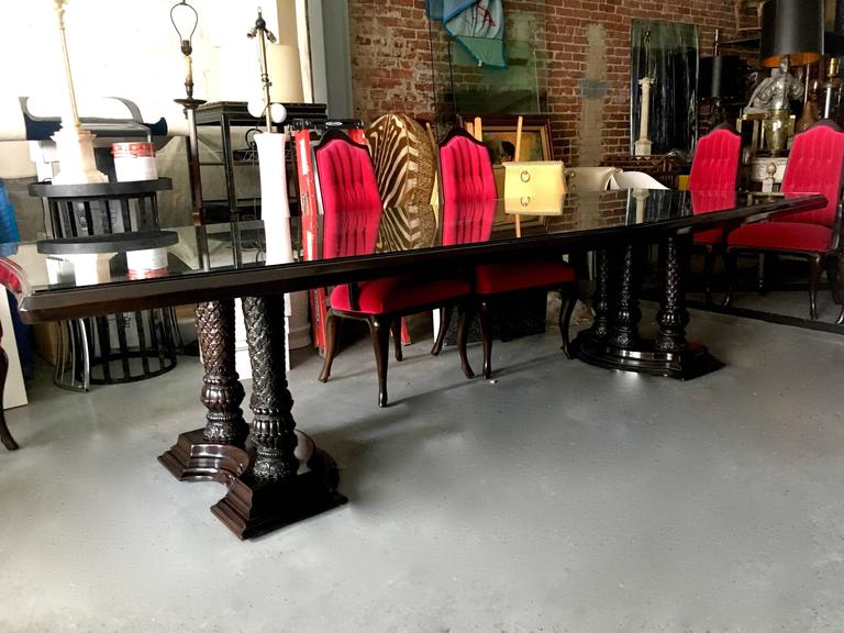 American Monteverdi Young by Maurice Bailey Dining or Conference Table For Sale