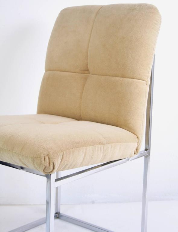 Pair of Cal-Style Side Chairs In Good Condition For Sale In Palm Springs, CA