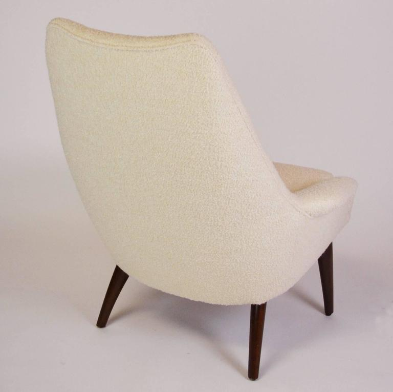 20th Century Mid-Century Modern Danish Lounge Chair For Sale