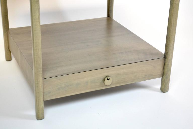 20th Century Michael Taylor for Baker End Table For Sale