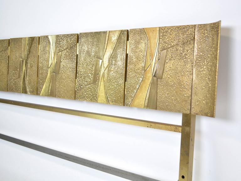 Bronze Italian Headboard by Frigerio 3