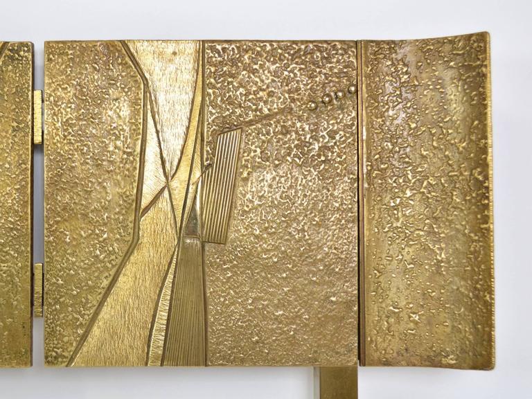 Bronze Italian Headboard by Frigerio 4