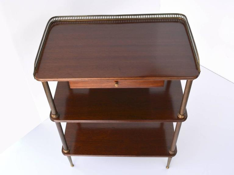 20th Century Pair of 1940s French Side Tables For Sale
